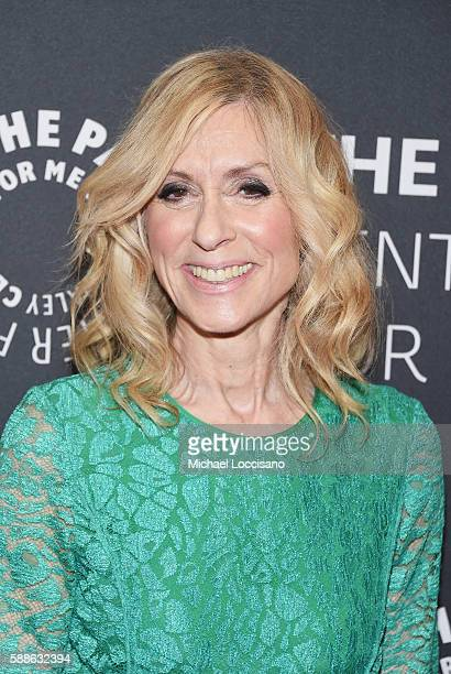 Actress Judith Light attends PaleyLive's NY presentation of An Evening With Jeffrey Tambor at The Paley Center for Media on August 11 2016 in New...