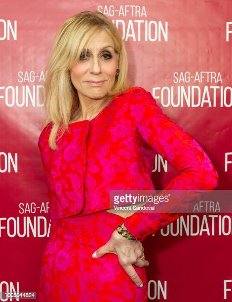 Actress Judith Light attends SAGAFTRA Foundation Conversations screening of The Assassination Of Gianni Versace American Crime Story at SAGAFTRA...