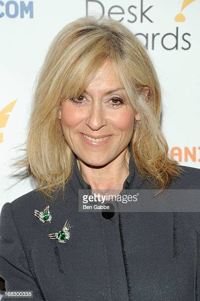 Actress Judith Light attends The 2013 Drama Desk Nominees Reception at JW Marriott Essex House on May 8 2013 in New York City