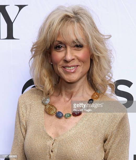 Actress Judith Light attends the 2013 Tony Awards Eve Cocktail Party at Luggo Caffe on June 8 2013 in New York City