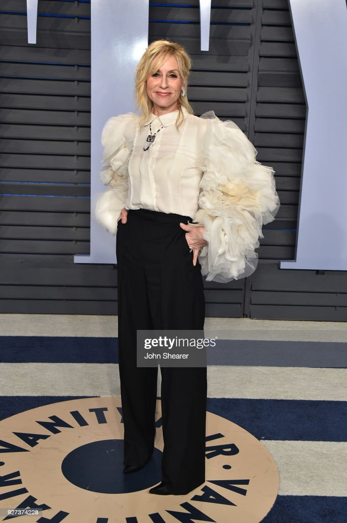 Actress Judith Light attends the 2018 Vanity Fair Oscar Party hosted by Radhika Jones at Wallis Annenberg Center for the Performing Arts on March 4, 2018 in Beverly Hills, California.
