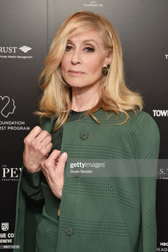 Actress Judith Light attends the 4th Annual Town & Country Philanthropy Summit at Hearst Tower on May 9, 2017 in New York City.