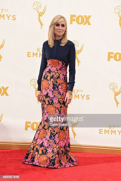 Actress Judith Light attends the 67th Annual Primetime Emmy Awards at Microsoft Theater on September 20 2015 in Los Angeles California