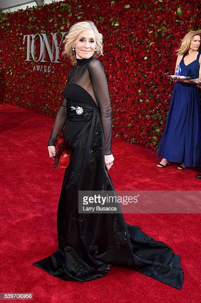 Actress Judith Light attends the 70th Annual Tony Awards at The Beacon Theatre on June 12 2016 in New York City