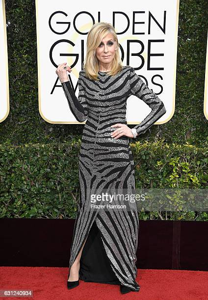 Actress Judith Light attends the 74th Annual Golden Globe Awards at The Beverly Hilton Hotel on January 8 2017 in Beverly Hills California