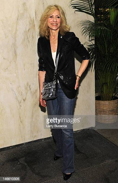 Actress Judith Light attends the after party for the Cinema Society with The Hollywood Reporter Piaget and Disaronno special screening of To Rome...