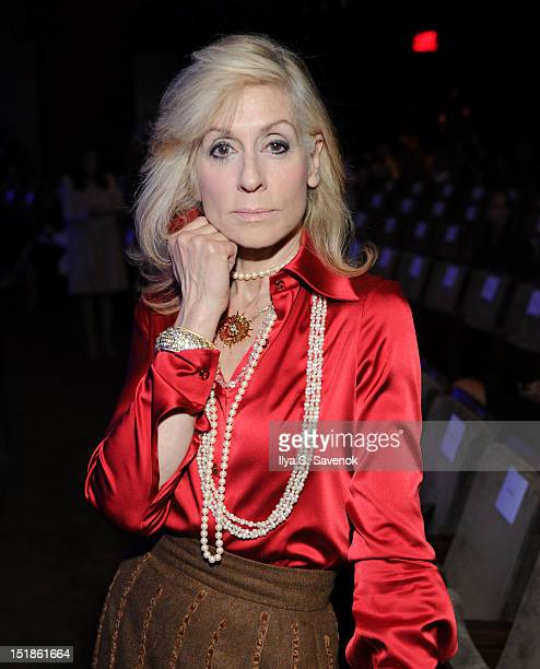 Actress Judith Light attends the Douglas Hannant show during Spring 2013 MercedesBenz Fashion Week at New York Historical Society on September 12...
