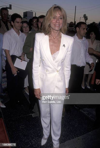 Actress Judith Light attends the Opening Night Performance of Liza Minnelli in Concert on July 31 1997 at Pantages Theatre in Hollywood California
