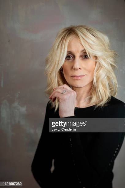 Actress Judith Light from 'Before You Know It' is photographed for Los Angeles Times on January 27 2019 at the 2019 Sundance Film Festival in Salt...