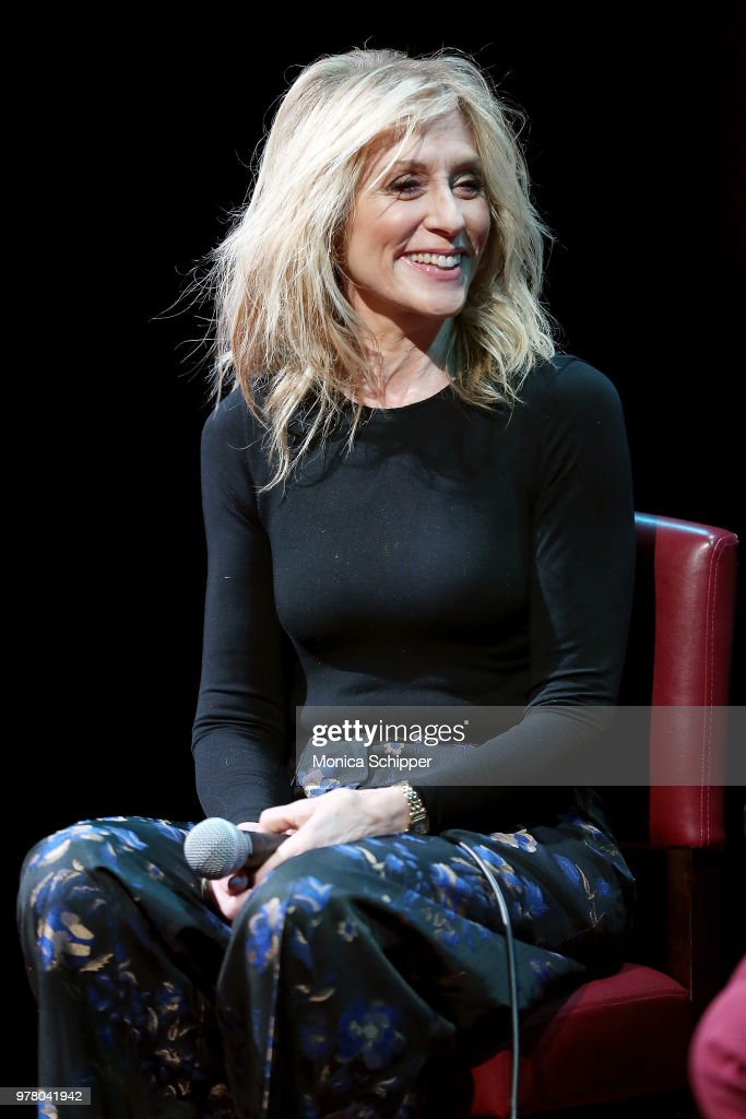 Actress Judith Light speaks on stage during SAG-AFTRA Foundation Conversations: 'The Assassination Of Gianni Versace: American Crime Story' at The Robin Williams Center on June 18, 2018 in New York City.