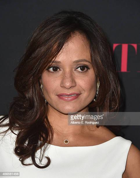 Actress Judiy Reyes attends LATINA Magazine's Hollywood Hot List party at the Sunset Tower Hotel on October 2 2014 in West Hollywood California