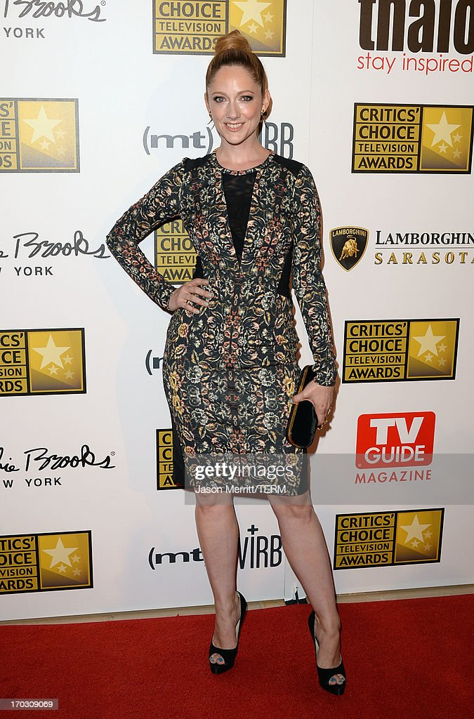 Broadcast Television Journalists Association's Third Annual Critics' Choice Television Awards - Arrivals : News Photo