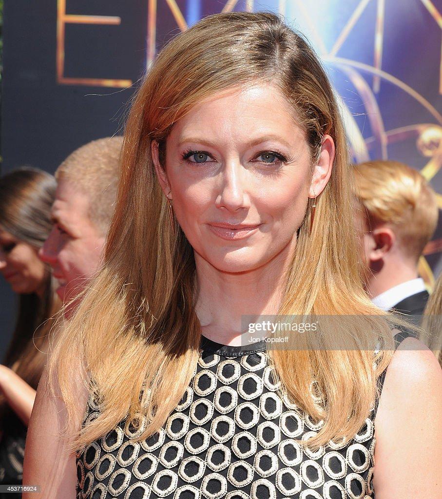 2014 Creative Arts Emmy Awards - Arrivals : News Photo
