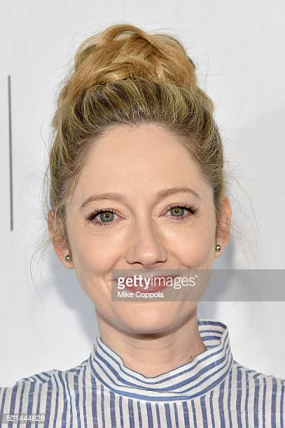 """Actress Judy Greer attends the """"All We Had"""" Premiere during the 2016 Tribeca Film Festival at BMCC John Zuccotti Theater on April 15, 2016 in New..."""