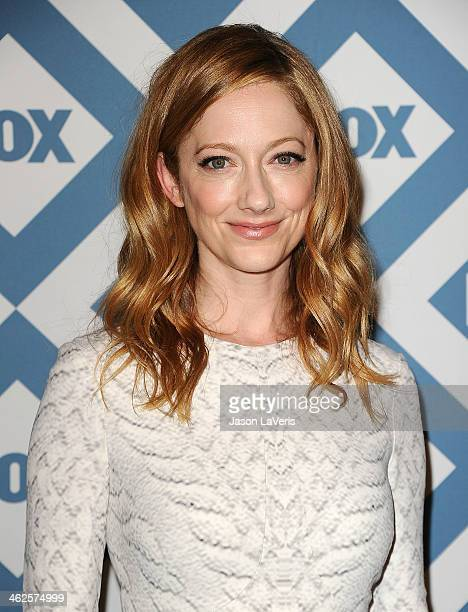 Actress Judy Greer attends the FOX AllStar 2014 winter TCA party at The Langham Huntington Hotel and Spa on January 13 2014 in Pasadena California
