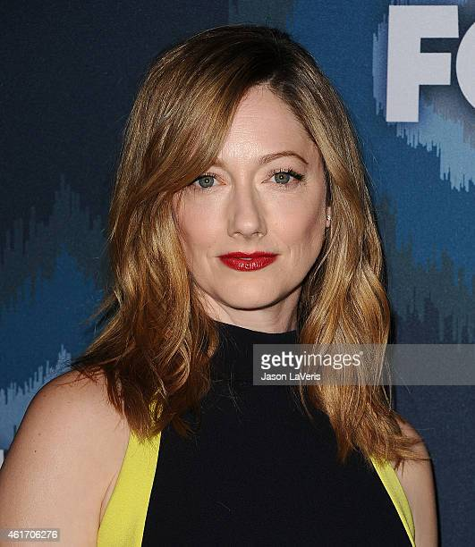 Actress Judy Greer attends the FOX winter TCA AllStar party at Langham Hotel on January 17 2015 in Pasadena California