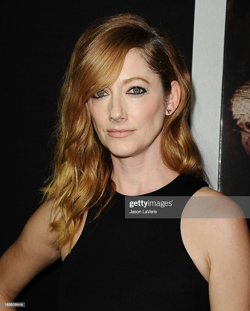 """Actress Judy Greer attends the premiere of """"Carrie"""" at ..."""