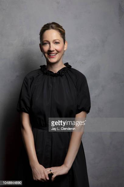 Actress Judy Greer from 'Driven' is photographed for Los Angeles Times on September 10 2018 in Toronto Ontario PUBLISHED IMAGE CREDIT MUST READ Jay L...