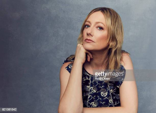 Actress Judy Greer from FX's 'Archer' poses for a portrait during ComicCon 2017 at Hard Rock Hotel San Diego on July 21 2017 in San Diego California