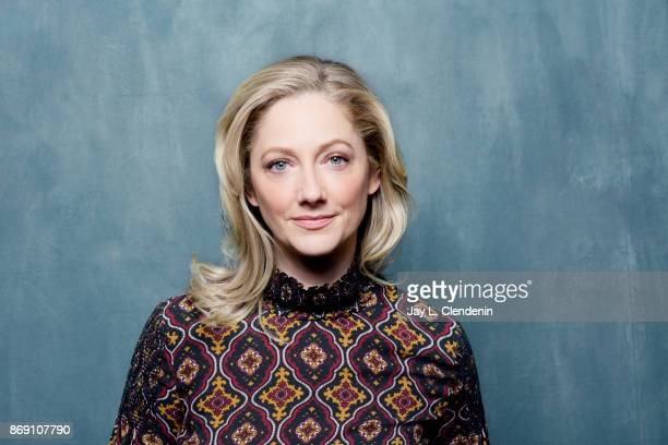 Actress Judy Greer from the film Public Schooled poses for a portrait at the 2017 Toronto International Film Festival for Los Angeles Times on...