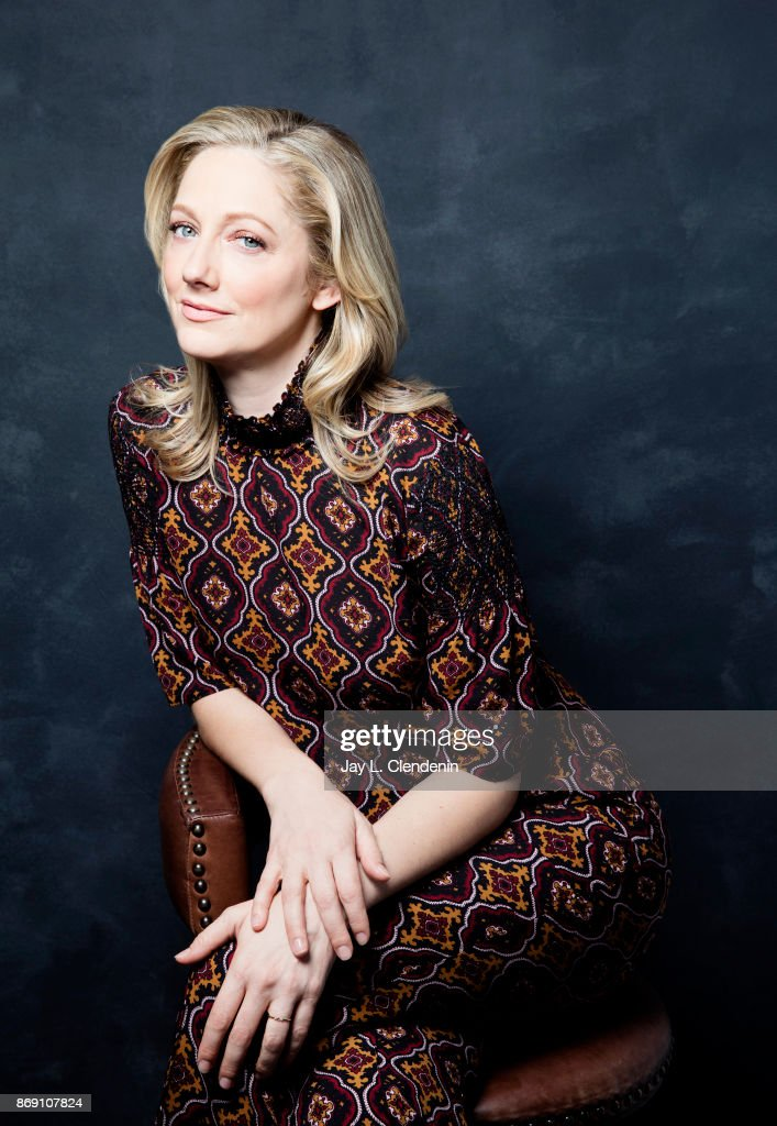 Actress Judy Greer from the film, 'Public Schooled,' poses for a portrait at the 2017 Toronto International Film Festival for Los Angeles Times on September 10, 2017 in Toronto, Ontario.
