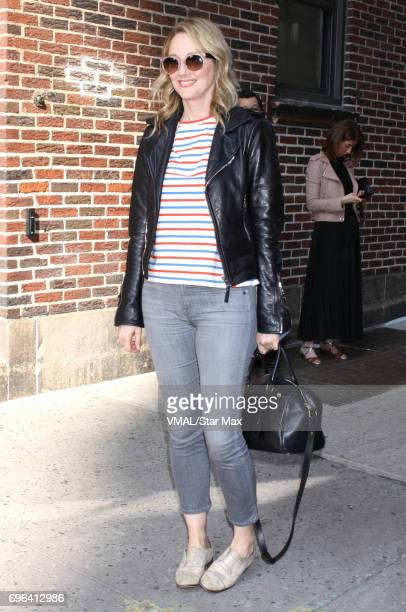 Actress Judy Greer is seen on June 15 2017 in New York City