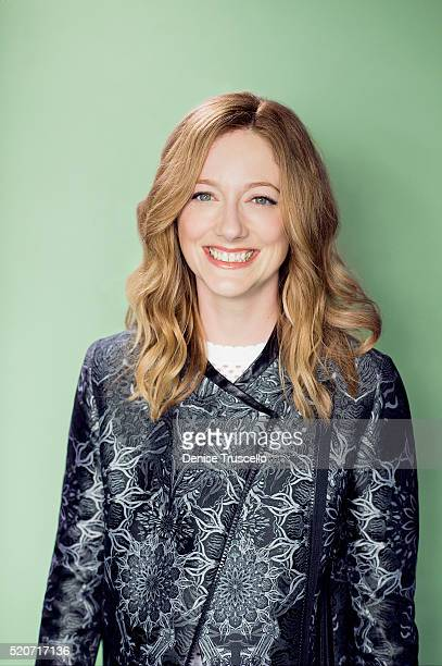 Actress Judy Greer poses for a portrait at the 2013 D23 Expo on August 6 2013 in Las Vegas Nevada