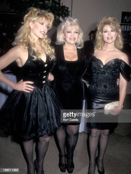 Actress Judy Landers actress Audrey Landers and their mother Ruth Landers attend the Fifth Annual Friends of Sheba Medical Center Humanitarian Awards...