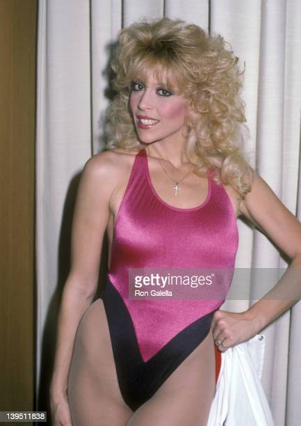 Actress Judy Landers attends the Taping of the Television Special The Stars Salute the US Olympic Team to Help Raise Funds for the US Olympic...