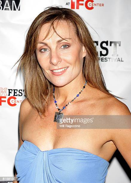 Actress Judy McLane attends the 20th Annual Newfest Were The World Mine Premiere on June 15 2008 at AMC Loews 34th Street Theater in New York City