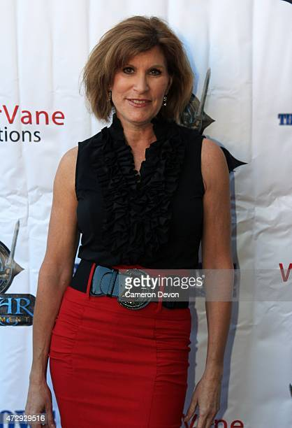 Actress Judy Norton attends the Los Angeles premiere of The Sparrows at Charlie Chaplin Theatre on April 20 2015 in Los Angeles California