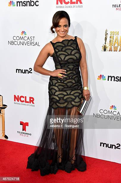 Actress Judy Reyes attends the 2014 NCLR ALMA Awards at the Pasadena Civic Auditorium on October 10 2014 in Pasadena California