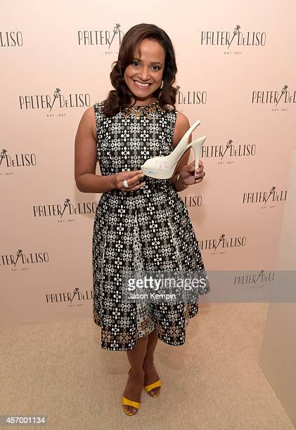 Actress Judy Reyes attends the 2014 Variety Power of Women presented by Lifetime at Beverly Wilshire Four Seasons Hotel on October 10 2014 in Los...