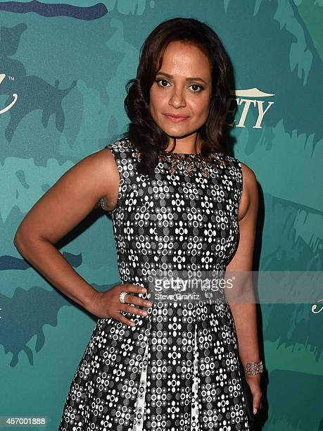 Actress Judy Reyes attends Variety's 2014 Power of Women Event in LA presented by Lifetime at the Beverly Wilshire Four Seasons Hotel on October 10...