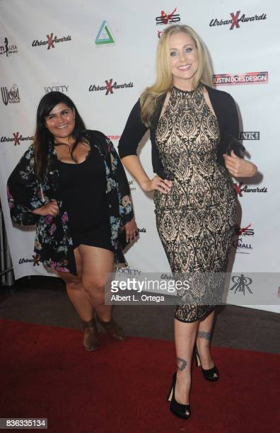 Actress Julia Ann arrives for the 6th Urban X Awards held at Stars On Brand on August 20 2017 in Glendale California