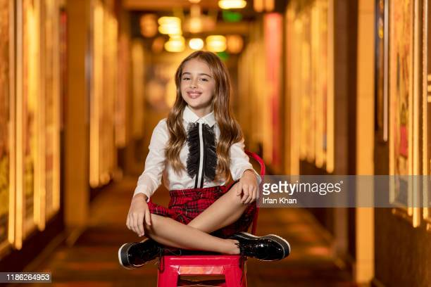 Actress Julia Butters is photographed for Los Angeles Times on October 16 2019 in Los Angeles California PUBLISHED IMAGE CREDIT MUST READ Irfan...