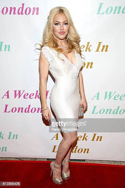 Actress Julia Faye West arrives to A Week In London screening at ArcLight Cinemas Cinerama Dome on October 3 2016 in Hollywood California