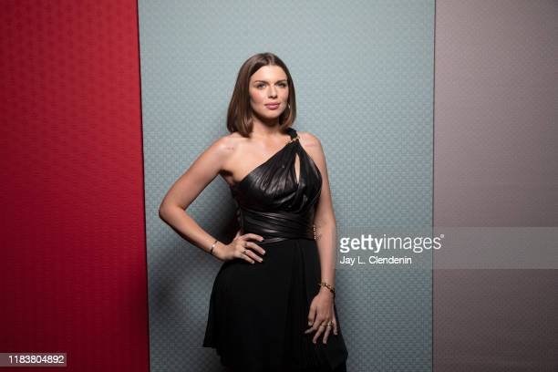 Actress Julia Fox from 'Uncut Gems' is photographed for Los Angeles Times on September 9 2019 at the Toronto International Film Festival in Toronto...