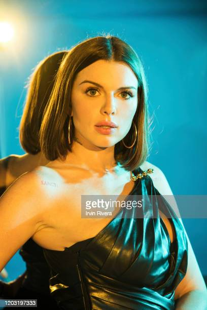 Actress Julia Fox from 'Uncut Gems' is photographed for the Wrap Magazine on September 9 2019 in Toronto Canada