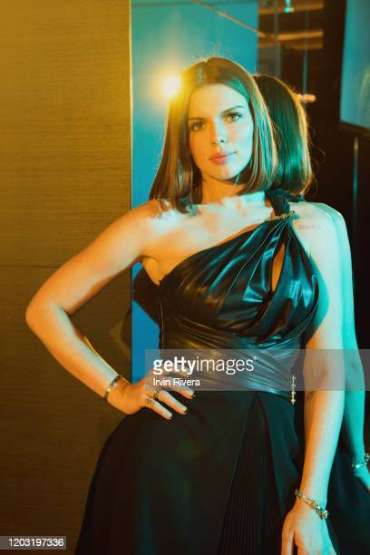 Actress Julia Fox from 'Uncut Gems' is photographed for the Wrap Magazine on September 9 2019 in Toronto Canada PUBLISHED IMAGE