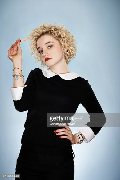 Actress Julia Garner is photographed for Entertainment Weekly Magazine on January 19, 2013 in Park City, Utah.