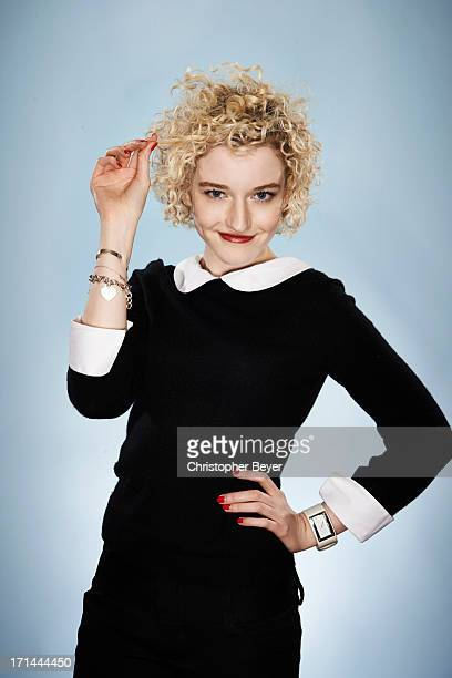 Actress Julia Garner is photographed for Entertainment Weekly Magazine on January 19 2013 in Park City Utah