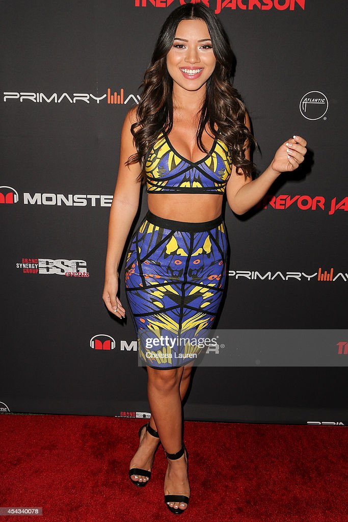 Trevor Jackson's Monster Birthday Party Presented By Monster - Arrivals : News Photo