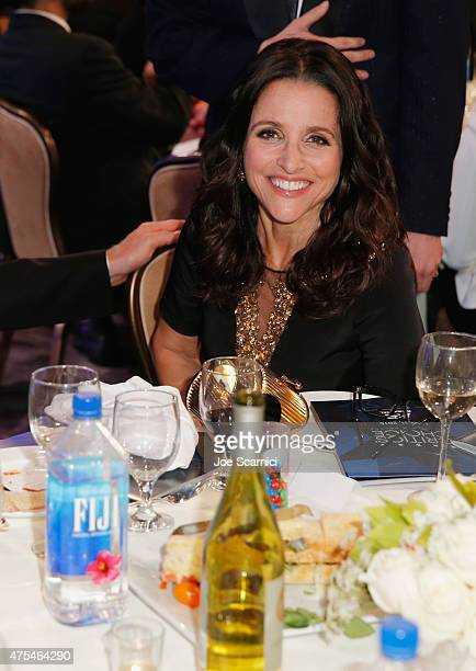 Actress Julia LouisDreyfus attends the 5th Annual Critics' Choice Television Awards at The Beverly Hilton Hotel on May 31 2015 in Beverly Hills...