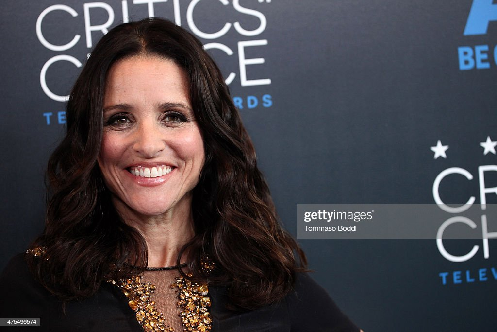 Actress Julia Louis-Dreyfus attends the 5th annual Critics' Choice Television Awards at The Beverly Hilton Hotel on May 31, 2015 in Beverly Hills, California.