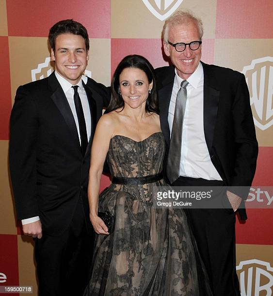 Julia Louis Dreyfus Husband: Julia Louis Dreyfus Henry Hall Stock Photos And Pictures