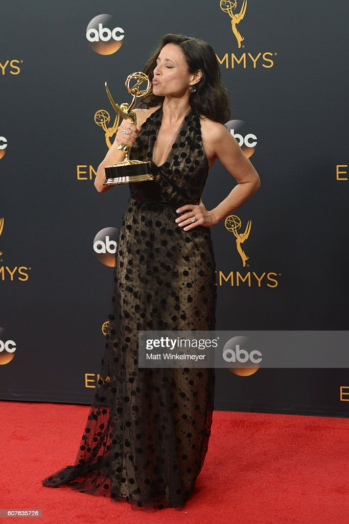 68th Annual Primetime Emmy Awards - Press Room : Foto jornalística