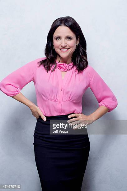 Actress Julia LouisDreyfusis photographed at the Toronto Film Festival on September 07 2013 in Toronto Ontario