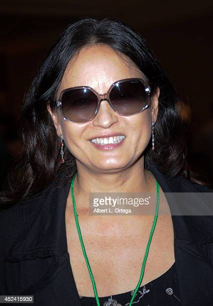 Actress Julia Nickson at the The Hollywood Show held at Westin Los Angeles Airport on July 19 2014 in Los Angeles California