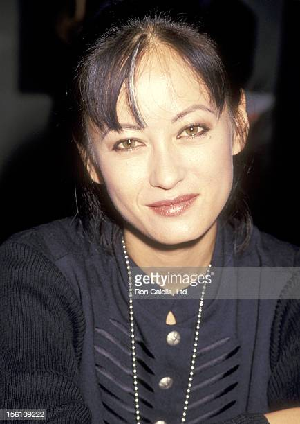 Actress Julia Nickson attends the 1993 Video Software Dealers Association Convention on July 11 1993 at Las Vegas Convention Center in Las Vegas...
